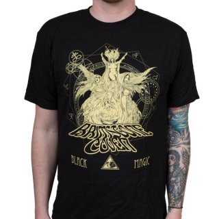 BRIMSTONE COVEN Black Magic, Tシャツ