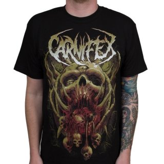 CARNIFEX Monster Terror, Tシャツ