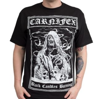 CARNIFEX Black Candles Burning, Tシャツ