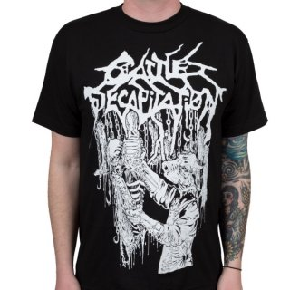 CATTLE DECAPITATION Long Pig Chef, Tシャツ