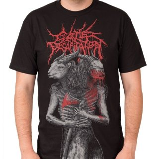 CATTLE DECAPITATION Dual Revenge, Tシャツ