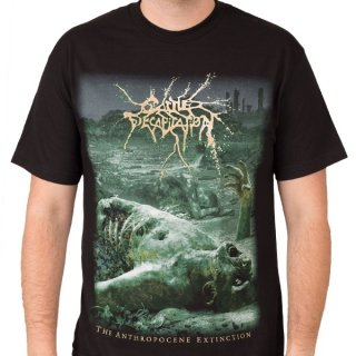 CATTLE DECAPITATION Anthropocene Extinction, Tシャツ