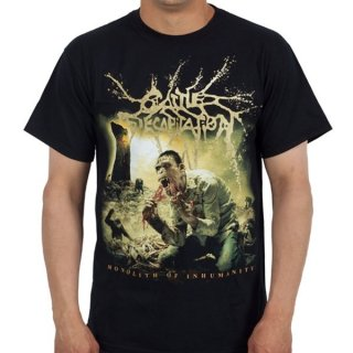 CATTLE DECAPITATION Monolith Cover, Tシャツ