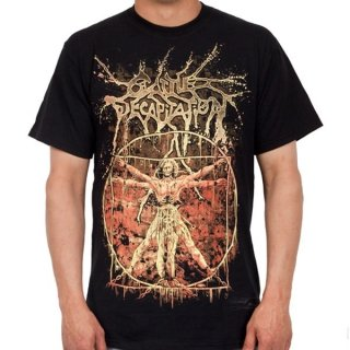 CATTLE DECAPITATION Vitruvian, Tシャツ