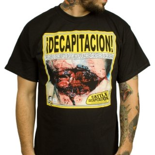 CATTLE DECAPITATION Decapitation, Tシャツ
