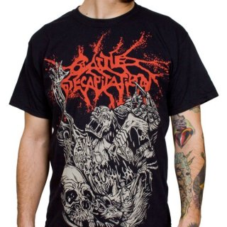 CATTLE DECAPITATION Alone At The Landfill, Tシャツ