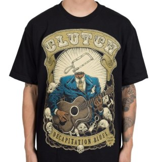 CLUTCH Decapitation Blues, Tシャツ