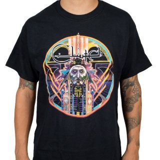 CLUTCH Earth Rocker, Tシャツ