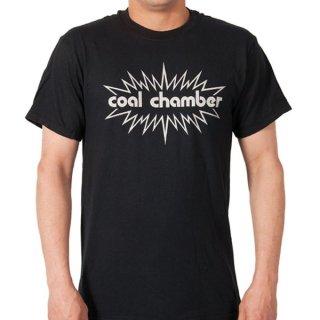 COAL CHAMBER Burst Logo, Tシャツ
