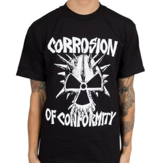 CORROSION OF CONFORMITY Old School Logo, Tシャツ