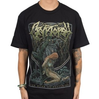 CRYPTOPSY Book Of Suffering, Tシャツ