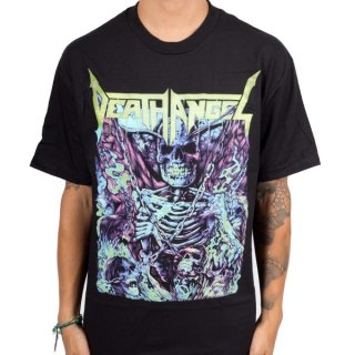 DEATH ANGEL Skull Master, Tシャツ