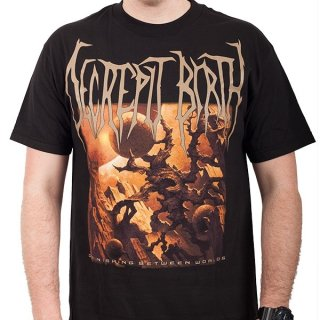 DECREPIT BIRTH Diminishing Between Worlds, Tシャツ