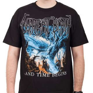 DECREPIT BIRTH And Time Begins, Tシャツ