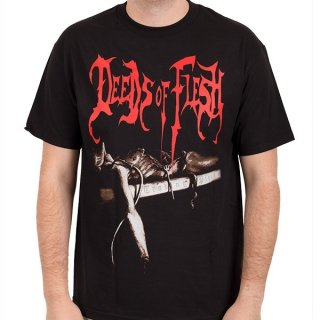 DEEDS OF FLESH Trading Pieces, Tシャツ