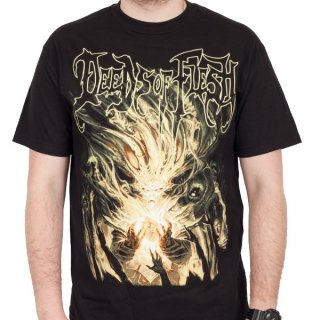 DEEDS OF FLESH Crown Of Souls, Tシャツ