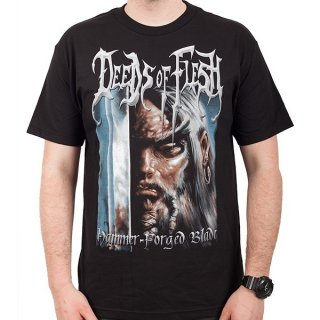 DEEDS OF FLESH Viking, Tシャツ