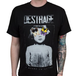 DESTRAGE A Means to No End, Tシャツ
