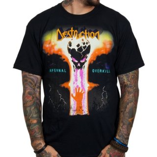 DESTRUCTION Infernal Overkill, Tシャツ