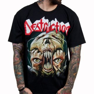 DESTRUCTION Release From Agony, Tシャツ