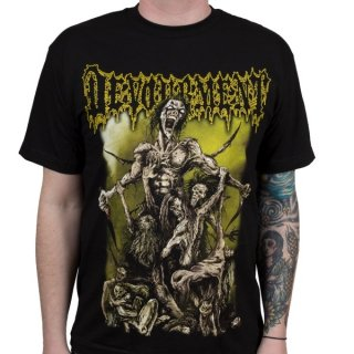DEVOURMENT Butcher the Weak, Tシャツ