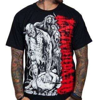 DEVOURMENT Dead Body, Tシャツ
