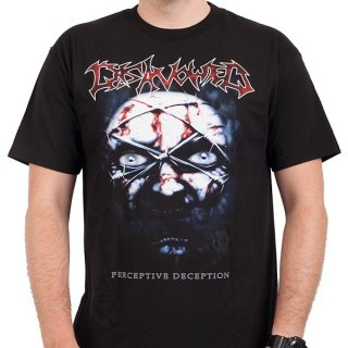 DISAVOWED Perceptive Deception, Tシャツ