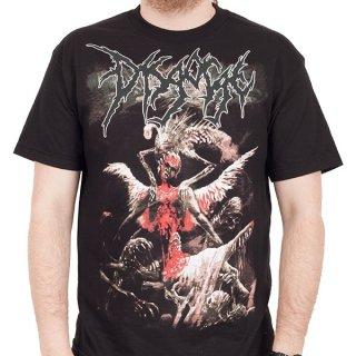 DISGORGE Consume The Forsaken, Tシャツ