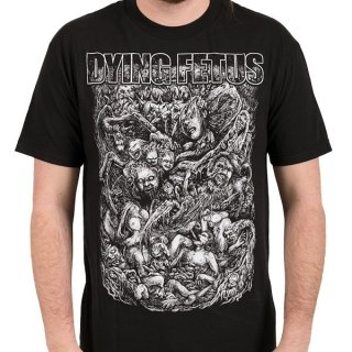 DYING FETUS Goblins, Tシャツ