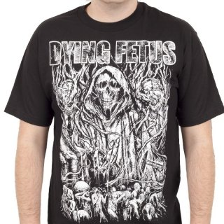 DYING FETUS Old School, Tシャツ