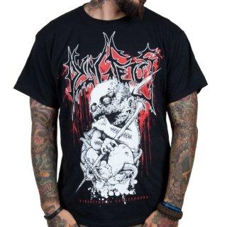 DYING FETUS Parasites, Tシャツ