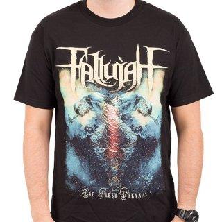 FALLUJAH The Flesh Prevails, Tシャツ
