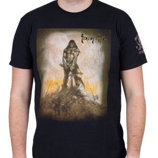 FRAZETTA The Barbarian, Tシャツ