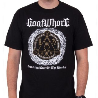 GOATWHORE Constricting Rage of the Merciless, Tシャツ