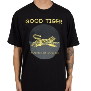 GOOD TIGER A Head Full of Moonlight, Tシャツ