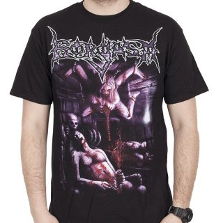 GORGASM Lacerated Masturbation, Tシャツ