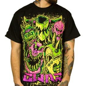 GWAR Faces, Tシャツ