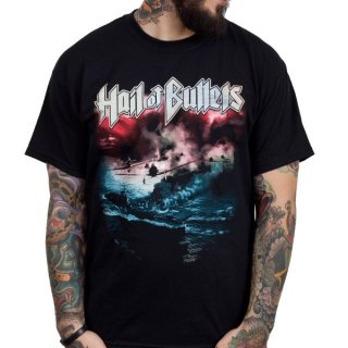 HAIL OF BULLETS On Divine Winds, Tシャツ