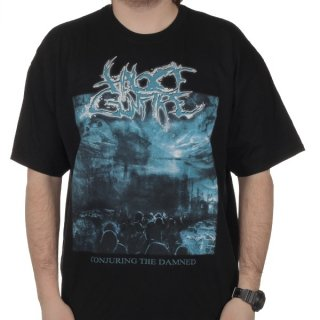 HALO OF GUNFIRE Conjuring The Damned, Tシャツ