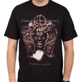 HIDEOUS DIVINITY Cobra Verde, Tシャツ