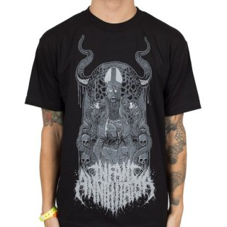 INFANT ANNIHILATOR Priest Throne, Tシャツ