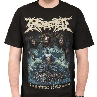 INGESTED The Architect Of Extinction, Tシャツ