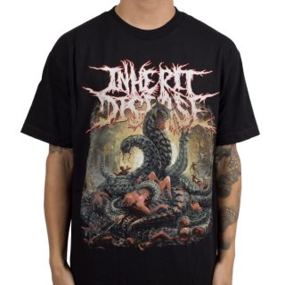 INHERIT DISEASE Ephemeral, Tシャツ