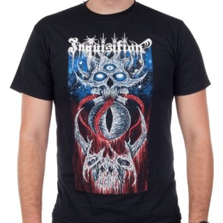 INQUISITION Ominous Doctrines of the Perpetual Mystical Macrocosm, Tシャツ