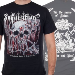 INQUISITION Into The Infernal Regions Of The Ancient Cult, Tシャツ