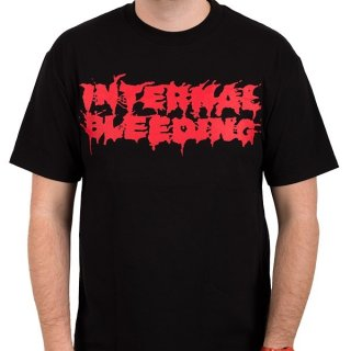 INTERNAL BLEEDING Bent On Ending Humanity, Tシャツ