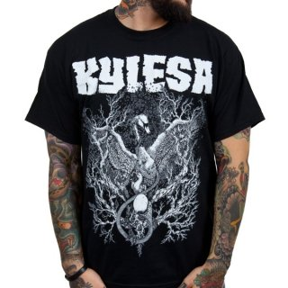 KYLESA Black Swans Of Ash, Tシャツ