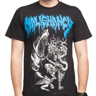 MALIGNANCY Shark, Tシャツ