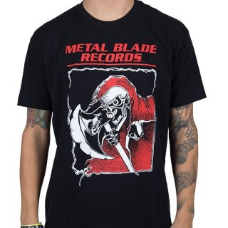 METAL BLADE RECORDS Old School Reaper, Tシャツ
