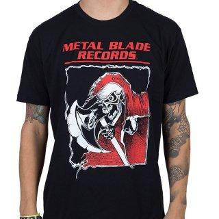 METAL BLADE RECORDS Old School Reaper, Tシャツ